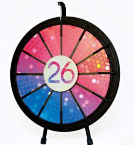 """26"""" Midi Wheel"""