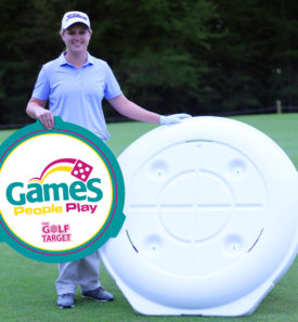 The Golf Target