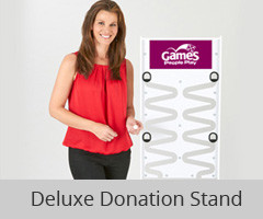 Deluxe Donation Stand